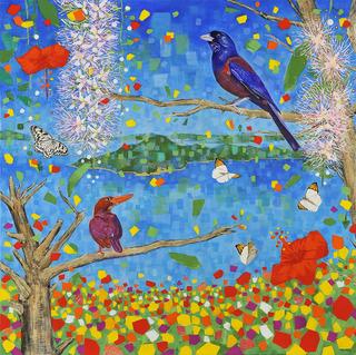 花譜-ruddy kingfisher&amami jay.jpg